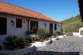 Hotel Rural Finca La Hacienda casa rural en Los Silos (Tenerife)