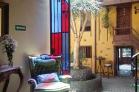 Hotel Rural Los Realejos casa rural en Los Realejos (Tenerife)