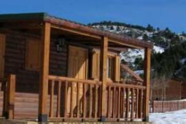 Cabañas de Javalambre casa rural en Camarena De La Sierra (Teruel)
