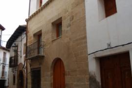 Casa 1340 casa rural en Mora De Rubielos (Teruel)