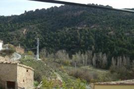 Casa Alhambras casa rural en Manzanera (Teruel)