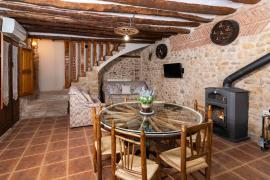 Casa Rafales casa rural en Rafales (Teruel)