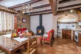 Casa Rosa casa rural en La Fresneda (Teruel)