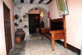 Casa Tonet casa rural en Fuentespalda (Teruel)