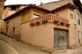 El Corral casa rural en Fuentespalda (Teruel)