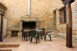 El Corralico casa rural en Camarillas (Teruel)