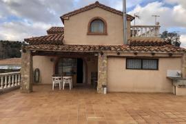 El Huerto del Trucho casa rural en Oliete (Teruel)