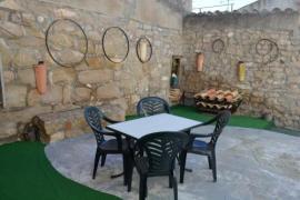 El Patio de Pilar casa rural en Castelseras (Teruel)