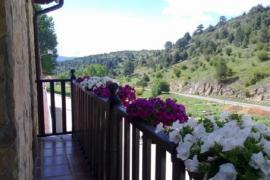El Rincón de Pascual casa rural en El Vallecillo (Teruel)