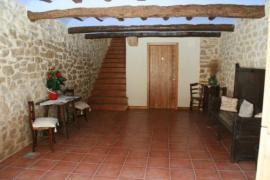 Fonda Angeleta casa rural en Valderrobres (Teruel)