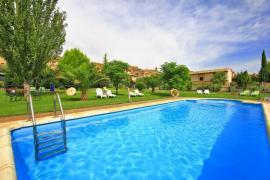 Hotel El Convent 1613 casa rural en La Fresneda (Teruel)