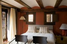 La Casa del Tío Americano casa rural en Albarracin (Teruel)
