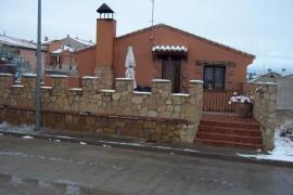 La Fuensanta casa rural en Cella (Teruel)