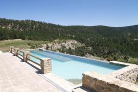 Peña Abantos casa rural en Nogueruelas (Teruel)