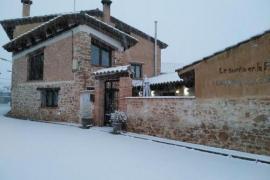 Un Sueño en la Baronía casa rural en Corbalan (Teruel)