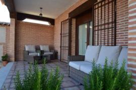 Alquería Las Torres casa rural en Escalonilla (Toledo)