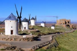 Apto. Turístico Once Molinos casa rural en Consuegra (Toledo)