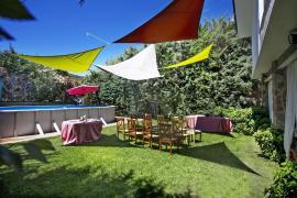 Casa Villa del Monte casa rural en Navahermosa (Toledo)