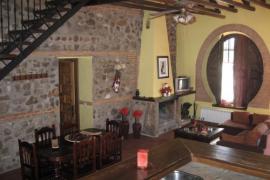 Cortijo del Rincón casa rural en Villanueva De Bogas (Toledo)
