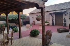 El Patio de Dulcinea casa rural en Miguel Esteban (Toledo)
