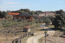 El Valle de Los Gamos casa rural en Paredes De Escalona (Toledo)