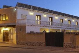 Hostal El Tejar casa rural en Layos (Toledo)