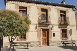 La Aldaba del siglo XX casa rural en Alcañizo (Toledo)