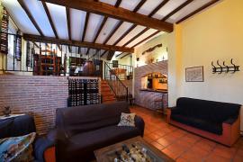 La Ermita casa rural en El Real De San Vicente (Toledo)