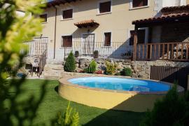La Fontanita casa rural en El Real De San Vicente (Toledo)