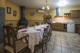 Los Laureles II casa rural en Urda (Toledo)