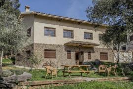 Valle Los Ciervos casa rural en Los Navalucillos (Toledo)
