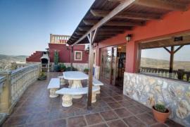 Mirador del Salto casa rural en Chella (Valencia)