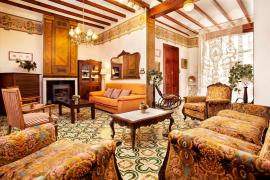 Ca Olivares casa rural en Alqueria De La Condesa (Valencia)