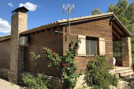 Casas de Madera casa rural en Bicorp (Valencia)