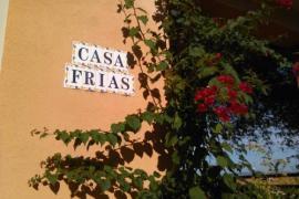 Casa Frias casa rural en Beniatjar (Valencia)