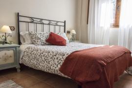 Casa Los Garridos casa rural en Casas Bajas (Valencia)