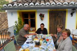 Casa Serena casa rural en Chulilla (Valencia)
