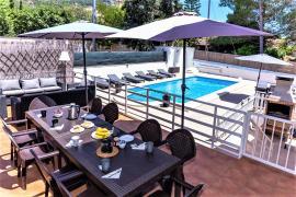 Villa Montesol casa rural en Barx (Valencia)