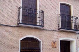 Calderón de Medina I y II casa rural en Siete Iglesias De Trabancos (Valladolid)