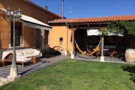 Casa Los Aperos casa rural en Santibañez De Valcorba (Valladolid)