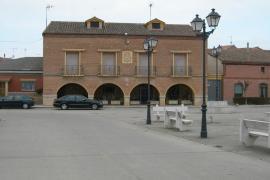 Casa Manrique casa rural en La Seca (Valladolid)