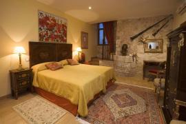Residencia Real Castillo de Curiel casa rural en Curiel De Duero (Valladolid)