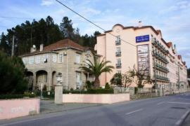 Grande Hotel Lisboa casa rural en São Pedro Do Sul (Viseu)