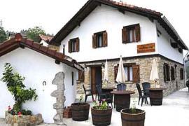 Zubibarriaga casa rural en Ibarrangelu (Vizcaya)