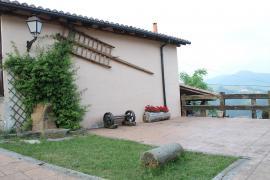 Agroturismo Longa Nagusi casa rural en Mallabia (Vizcaya)