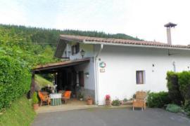 Akuiola casa rural en Gizaburuaga (Vizcaya)