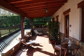 Alojamiento rural San Pedro casa rural en Abanto (Vizcaya)