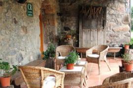 Ametzola casa rural en Zeberio (Vizcaya)