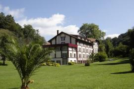 Balneario Casa Pallotti casa rural en Carranza (Vizcaya)