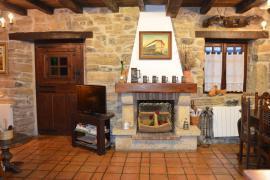 Baserri Salazabal casa rural en Carranza (Vizcaya)